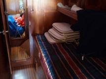 Cachito 39 - Cabine avant tribord