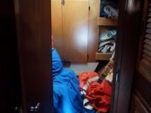 Cachito 39 - Soute à voiles