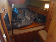 Sun Fizz - Cabine arrière bâbord