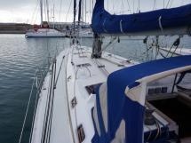Cigale 16 - Passavant bâbord