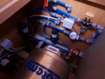Cigale 16 - Ballon d'eau chaude et distribution d'eau douce