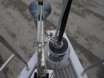 Hanse 531 - Enrouleur et davier