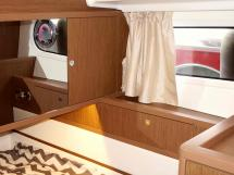 AYC - Cabine invités - Swift Trawler 44 by Beneteau