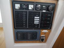 Nautitech 435 - Tableau électrique