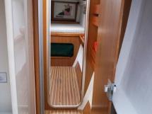 Nautitech 435 - Coursive bâbord