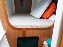 Nautitech 435 - Cabine avant bâbord