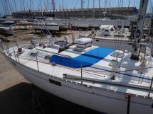 Oceanis 430 - Pont
