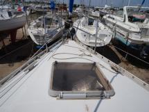 Oceanis 430 - Pont avant