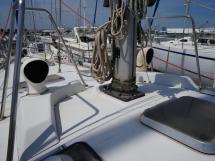 Oceanis 430 - Pied de mât