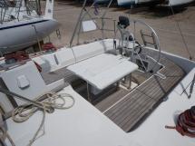 Oceanis 430 - Cockpit