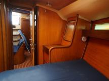 Oceanis 430 - Cabine avant bâbord