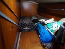 Oceanis 430 - Cabine avant tribord