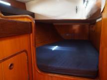 Oceanis 430 - Cabine arrière tribord