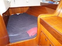 Oceanis 430 - Cabine arrière bâbord