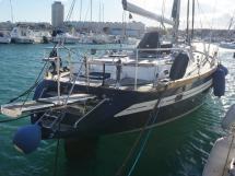 Tayana 58 - Au port