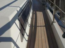 Santorin Ketch - Passavant tribord