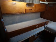Santorin Ketch - Cabine latérale tribord