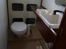 Santorin Ketch - Salle d'eau