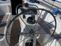 Bavaria 38 - Cockpit