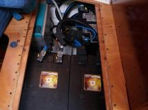 Bavaria 38 - Parc batteries