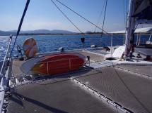 Ayc - Catamaran Tahiti 75 - Trampoline