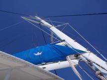 Ayc - Catamaran Tahiti 75 - Mât
