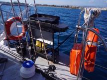 Ayc - Catamaran Tahiti 75 - Barbecue
