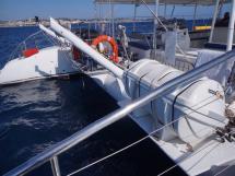 Ayc - Catamaran Tahiti 75 - Bossoirs