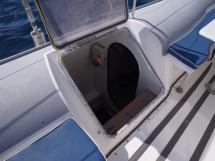 Ayc - Catamaran Tahiti 75 - Descente babord