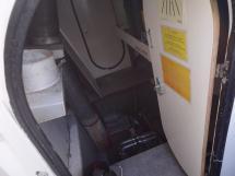 Ayc - Catamaran Tahiti 75 - Salle des machines tribord