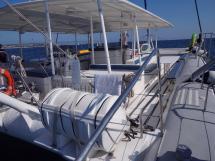 Ayc - Catamaran Tahiti 75 - Radeau survie