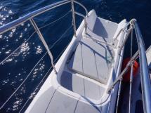 Ayc - Catamaran Tahiti 75 - Coque tribord descente à l'eau