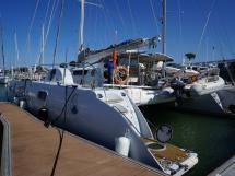 Catamaran 51' - Au ponton