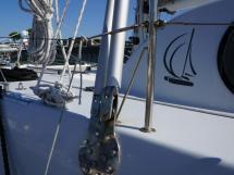 Catamaran 51' - Détail gréement