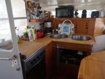 Catamaran 51' - Cuisine