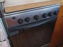 Catamaran 51' - Gazinière