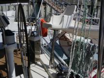 Catamaran 51' - Poste de barre