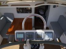 Catamaran 51' - Cockpit et instruments