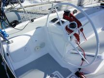 RM 1260 Biquilles / Twinkeels - Poste de barre bâbord
