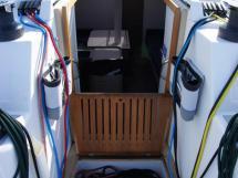 RM 1260 Biquilles / Twinkeels - Descente et baille à bouts
