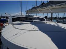 Catamaran 51' - Toit du rouf