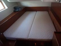 OCEANIS 55 - AYC International Yachtbrokers - Cabine arrière Tribord