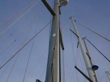 Universal Yachting 49.9 - Mât