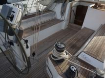 Universal Yachting 49.9 - Cockpit