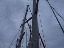 AYC - BAVARIA 37 Mât enrouleur