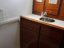 ORION 46 - Salle d'eau avant babord
