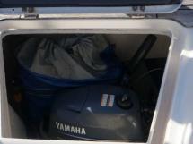 REVA 42 - Coffre de cockpit babord