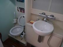 REVA 42 - Salle de bain tribord