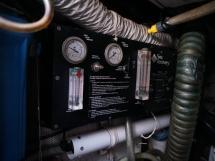 Presles 50 - Panneau de contrôle du dessalinisteur