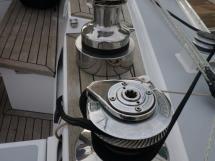 Garcia 44 - Winches de cockpit tribord
